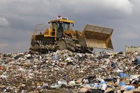 محل دپو زباله